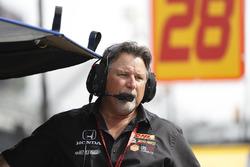 Michael Andretti, Andretti Autosport Honda