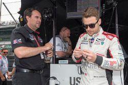 Bryan Herta and Marco Andretti, Herta - Andretti Autosport Honda