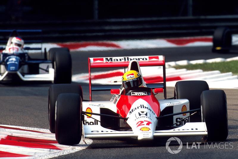 1990 Ayrton Senna, McLaren