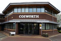 La fábrica de Cosworth en Northampton