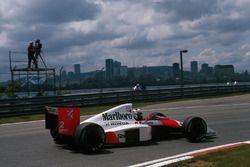 Alain Prost, McLaren MP4/5