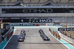 Jordan King, MP Motorsport. & Alexander Albon, ART Grand Prix