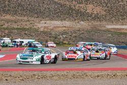 Carlos Okulovich, Maquin Parts Racing Torino, Guillermo Ortelli, JP Carrera Chevrolet, Norberto Fontana, JP Carrera Chevrolet