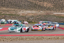 Carlos Okulovich, Maquin Parts Racing Torino, Guillermo Ortelli, JP Carrera Chevrolet, Norberto Font
