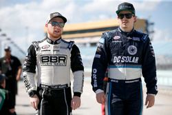 Tyler Reddick, Chip Ganassi Racing Chevrolet Brennan Poole, Chip Ganassi Racing Chevrolet