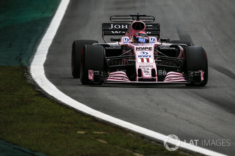 9. Sergio Perez, Sahara Force India VJM10