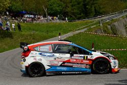 Manuel Sossella, Gabriele Falzone, Ford Fiesta WRC, Scuderia Palladio