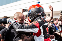 Racewinnaar Yann Ehrlacher, ALL-INKL.COM Münnich Motorsport Honda Civic Type R TCR