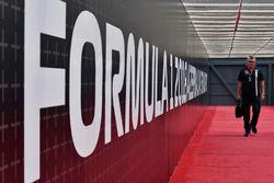 Otmar Szafnauer, directeur des opérations de Force India Formula One Team