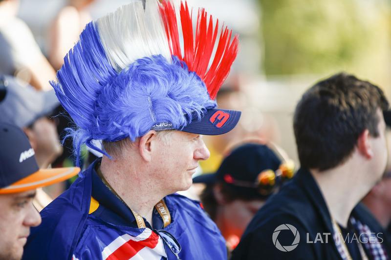 Fan de Daniel Ricciardo, Red Bull Racing