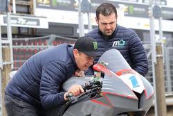 John McGuinness, MD Racing Supersport