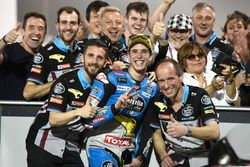 Pole position for Alex Marquez, Marc VDS