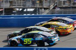 Kasey Kahne, Leavine Family Racing, Chevrolet Camaro WRL General Contractors