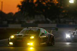 Патрик Линдси, Йорг Бергмайстер, Тим Паппас, Park Place Motorsports, Porsche GT3 R (№73)
