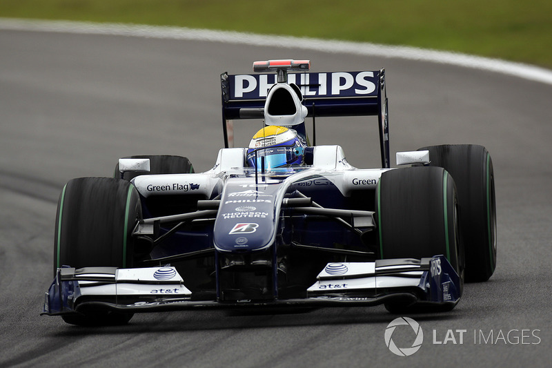 Nico Rosberg, Williams-Toyota FW31, 2009