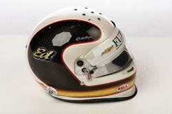 Helm von Ed Carpenter, Ed Carpenter Racing Chevrolet