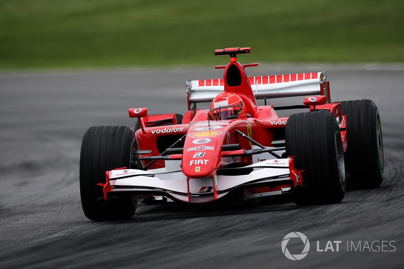 2006年:フェラーリ248F1