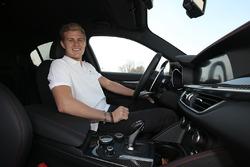 Marcus Ericsson, Alfa Romeo F1 team introductions