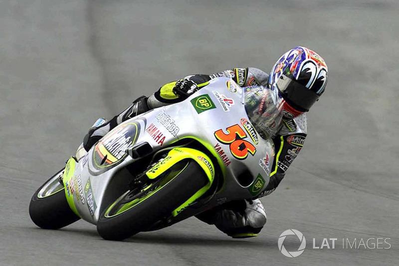 2000 - Shinya Nakano (250cc)
