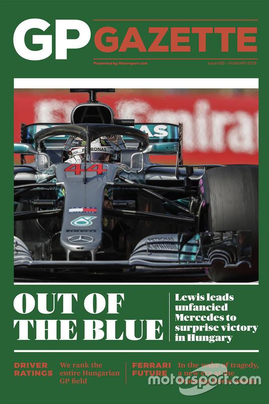 GP Gazette 035 Hungarian GP