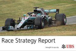 James Allen Race Strategy Report -German GP
