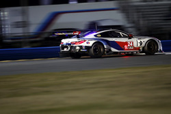 #24 BMW Team RLL BMW M6 GTLM: Jesse Krohn, John Edwards, Nicky Catsburg, Augusto Farfus