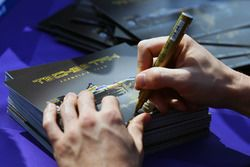 Andre Lotterer, Techeetah, firma un autografo