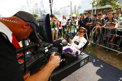 Alex Lynn, DS Virgin Racing, eRace'de
