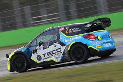 Алессандро Перико и Лука Россетти, Citroën DS3 WRC