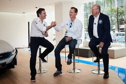 Alejandro Agag, Jörg Reimann, Kevin Coon
