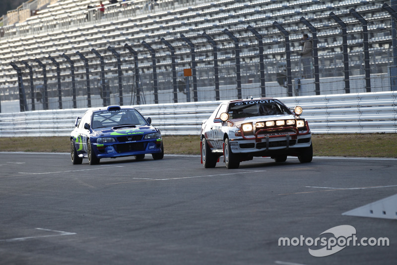 トヨタ・セリカGT-FOUR、スバル・インプレッサWRC 1998