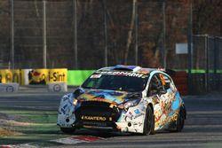 Давиде Риччо и Марко Менкини, Ford Fiesta R5
