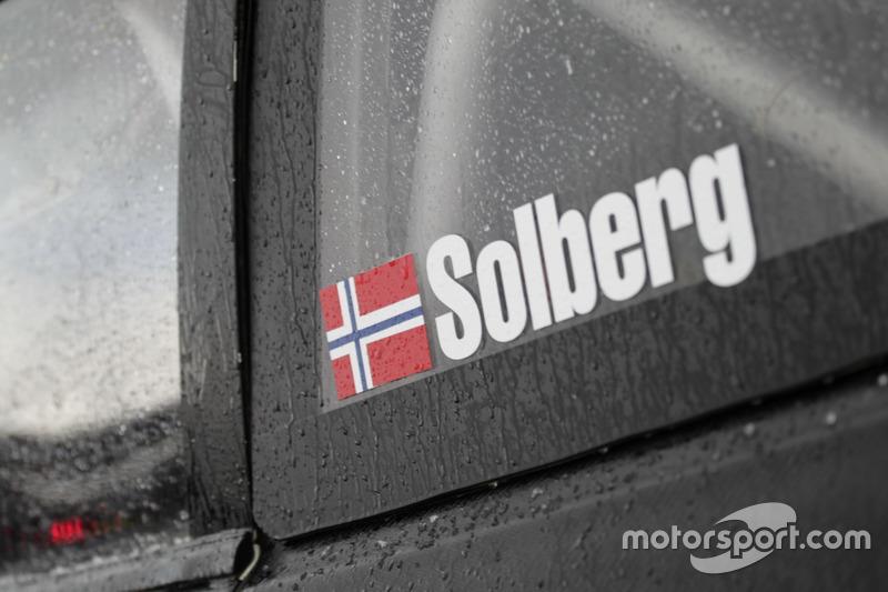 Oliver Solberg, Ford Fiesta WRC