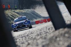 Марко Спинелли и Андреа Вимеркати, Ford Fiesta RS WRC