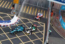 Oliver Turvey, NIO Formula E Team,Daniel Abt, Audi Sport ABT Schaeffler, Nick Heidfeld, Mahindra Rac