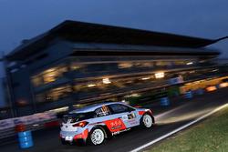 Андреас Миккельсен и Тьерри Невилль, Hyundai NG i20 WRC