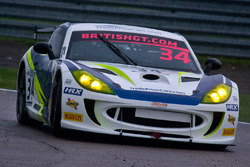 #34 Team HARD. with Trade Price Cars Ginetta G55 GT4: Anna Walewska, Callum Hawkins-Row