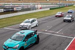 Simone Di Luca, Faro Racing, al comando