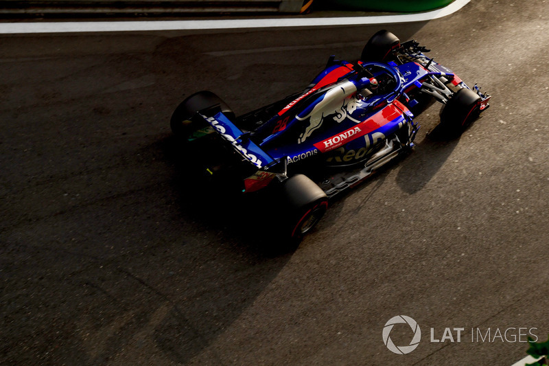 10e Brendon Hartley, Scuderia Toro Rosso STR13