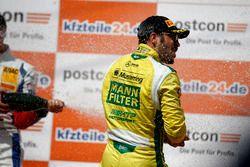 Podium: #47 HTP Motorsport Mercedes-AMG GT3: Maximilian Götz