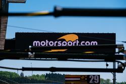 Le logo Motorsport.com