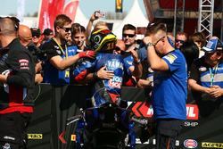 Le poleman Sandro Cortese, Kallio Racing