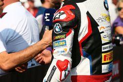 Le vainqueur du STK1000 Markus Reiterberger