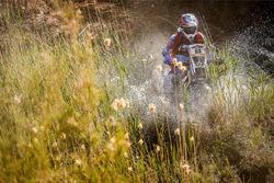 #84 Yamaha: Wesley Pittens