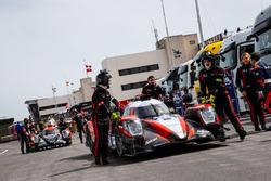#28 IDEC Sport Racing Ligier JSP217 - Gibson: Paul Lafargue, Paul Loup Chatin, Memo Rojas