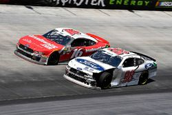 Chase Briscoe, Biagi-DenBeste Racing, Ford Mustang Ford and Ryan Reed, Roush Fenway Racing, Ford Mustang Drive Down A1C Lilly Diabetes
