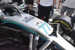 Mercedes-AMG F1 W09 frente