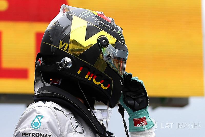 2014: Rosberg, primer campeón de la era híbrida