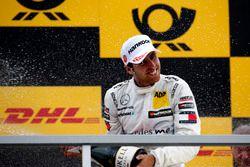 Podio: Daniel Juncadella, Mercedes-AMG Team HWA
