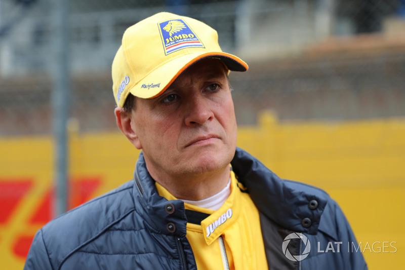Frits van Eerd, Racing Team Nederland